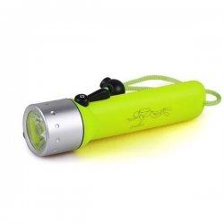 Violight VL-50 Su Altı ve Dalış Feneri 180 CREE 3W LED(25mt Derin