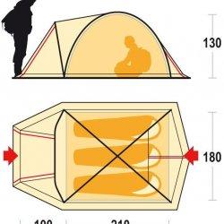 Ferrino Geo 3 Çadır