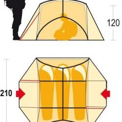Ferrino Pumori 3 Çadır