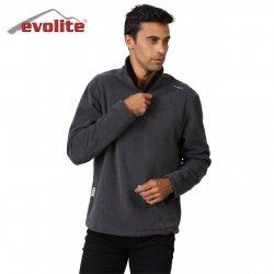 Evolite Fuga Bay Mikro Polar Sweater - Gri