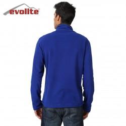 Evolite Fuga Bay Mikro Polar Sweater - Mavi