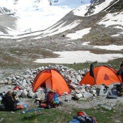 Evolite ICE II - Dağcı Çadırı (5 Mevsim)