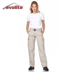 Evolite Goldrush Tactical Bayan Pantolon-Bej