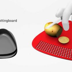 Cuttingboard 3lü Delikli Kesme Tahtası