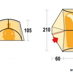 Ferrino Pumori 2 Çadır