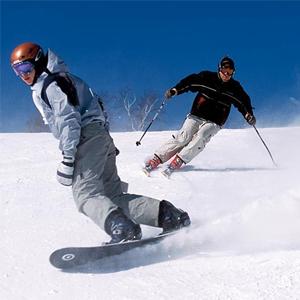 Kayak ve Snowboard